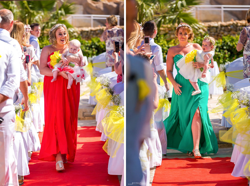 bridesmaids-babies-mothers-wedding-colourful-photography