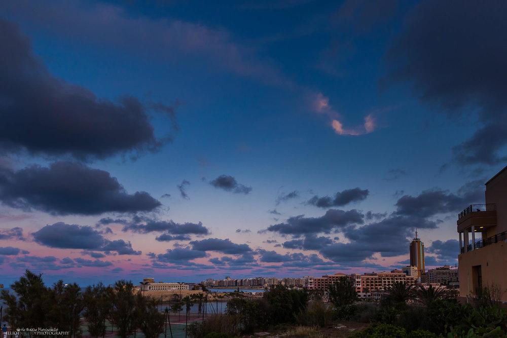 wedding-destination-Malta-dusk-twilight-St Julians