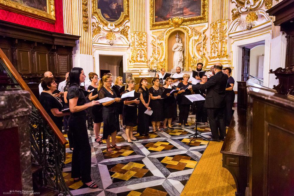 wedding-church-ceremony-singing