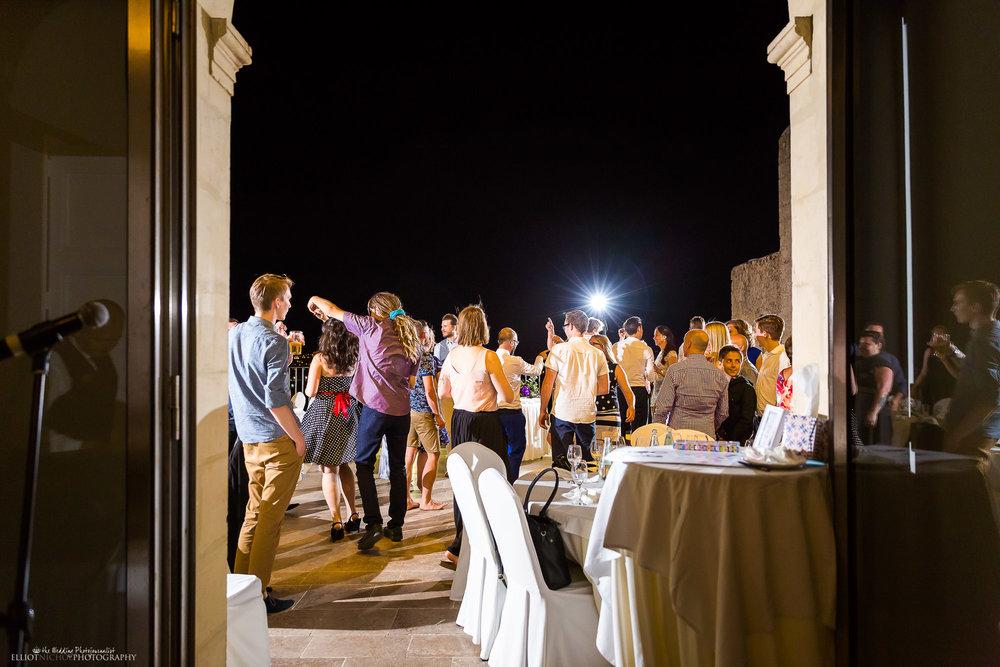 wedding-reception-intimate-Palazzo-Piro-Malta-photography