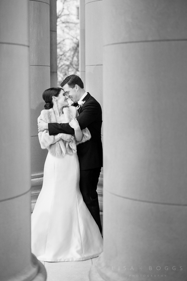 Georgetown & Carnegie Institution for Science Wedding // Lisa Boggs Photography // DC Wedding Photography