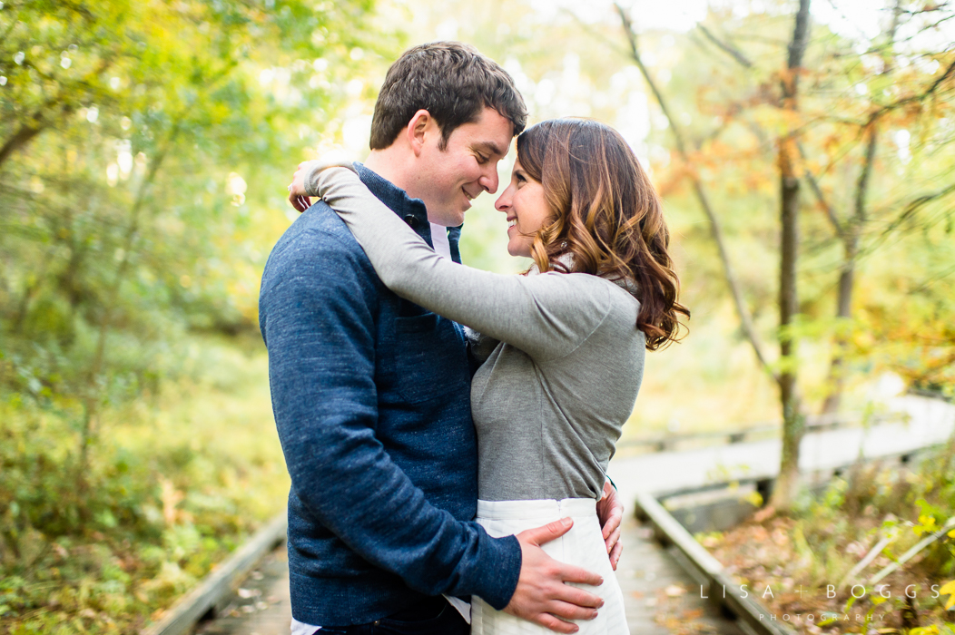 Meadowlark Botanical Gardens Engagement Session
