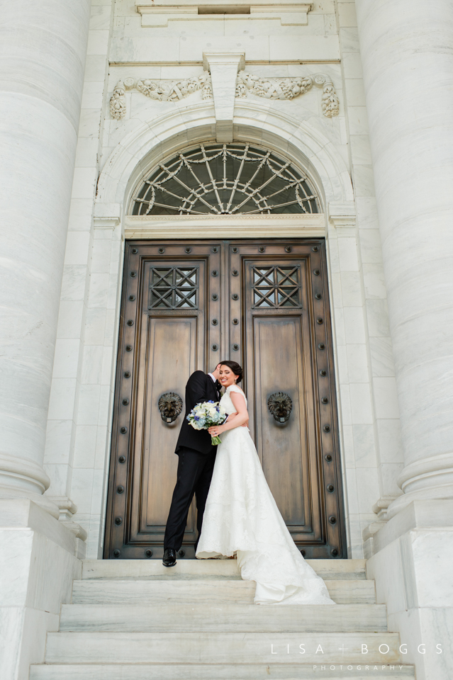 Atena and Ben's Persian DAR Washington, DC Wedding
