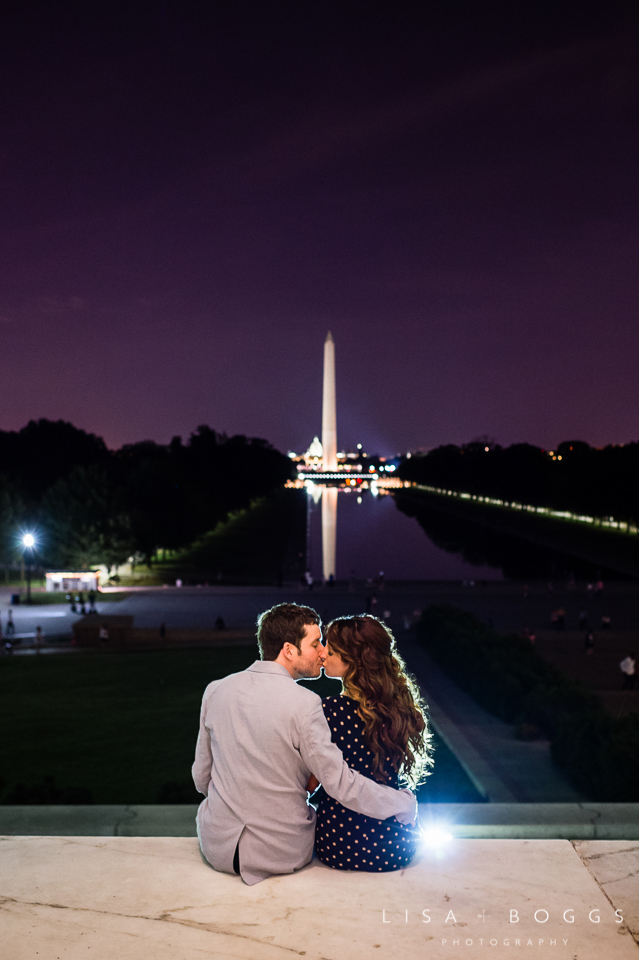 Stephanie & Brian's DC Engagement Session