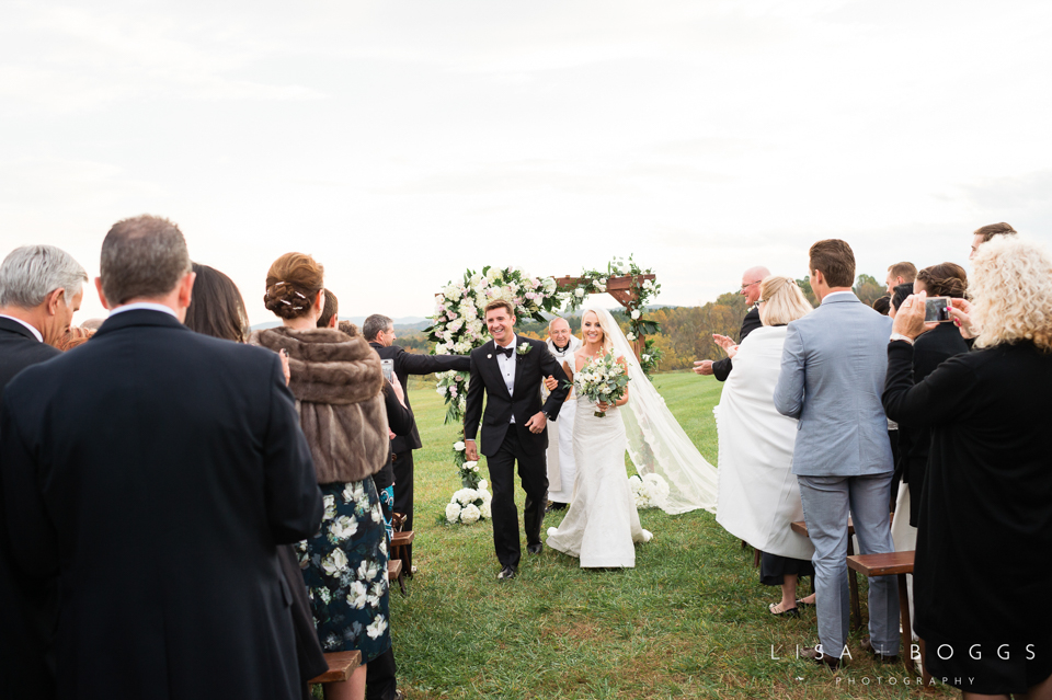 Amy and Ryan's Vineyard Wedding at Stone Tower Winery in Norther
