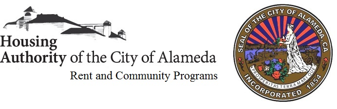 City of Alameda Rent Program