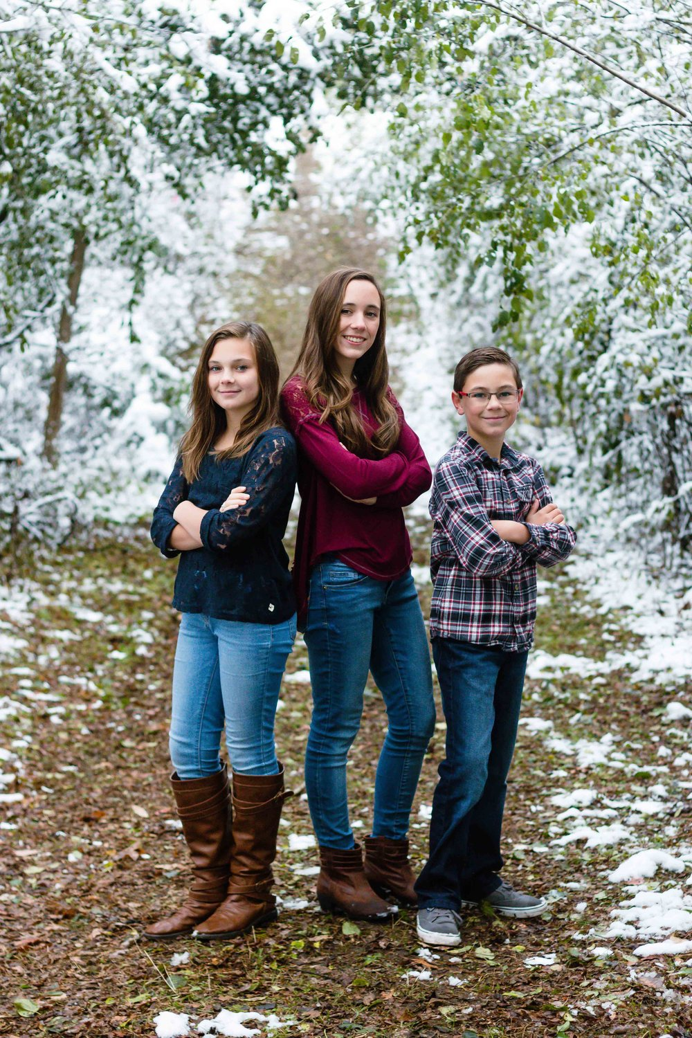 family pictures in Elk River Minnesota