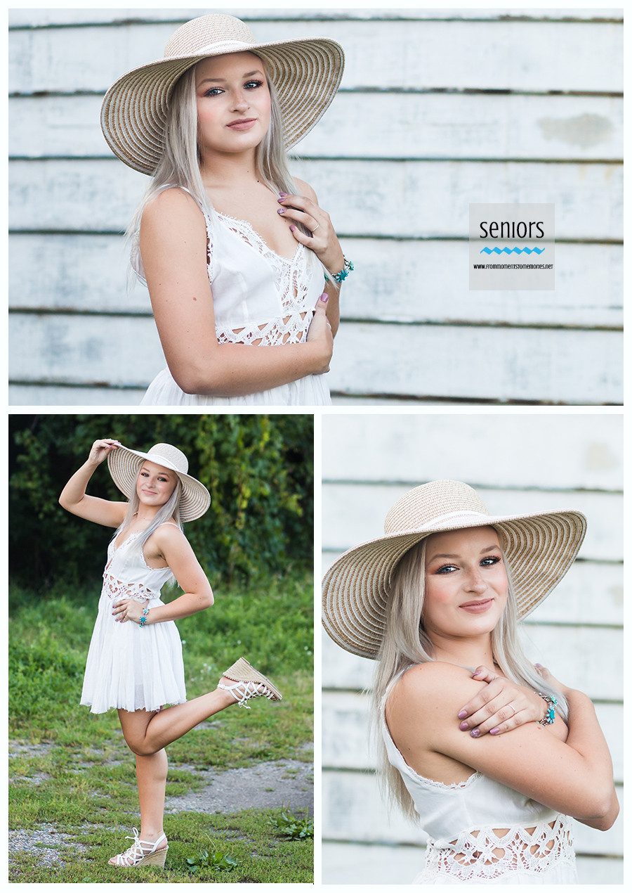 senior girl pictures country style anoka feed mill