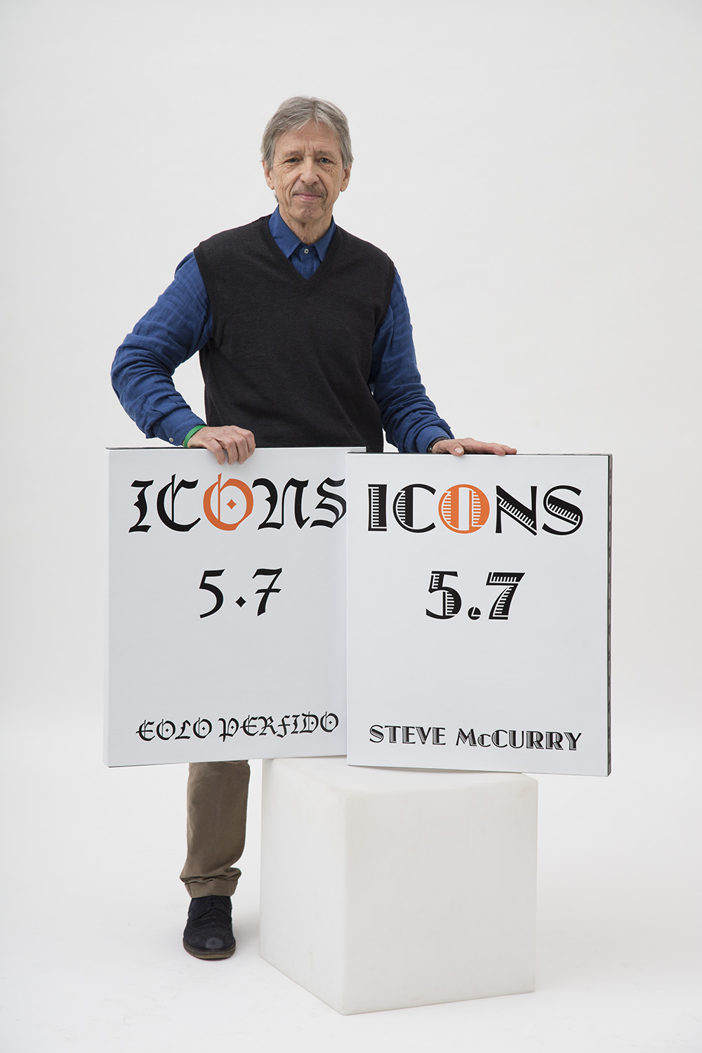 Icons5.7 designer Anders Weinar