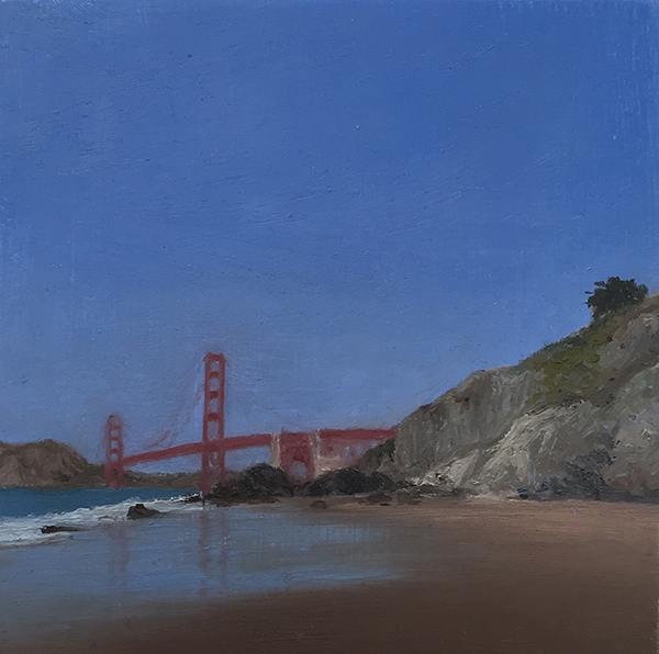 Day at Baker Beach