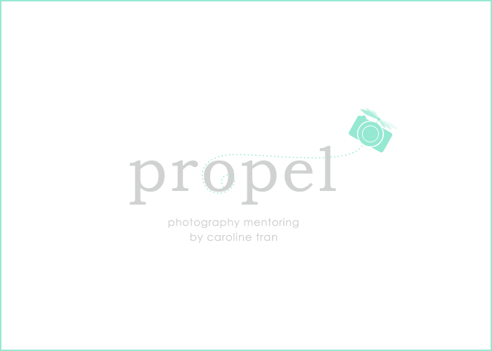Propel by Caroline Tran Logo