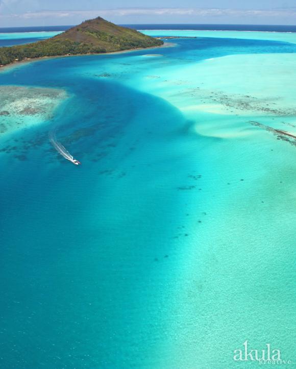 Bora Bora | Aerial View