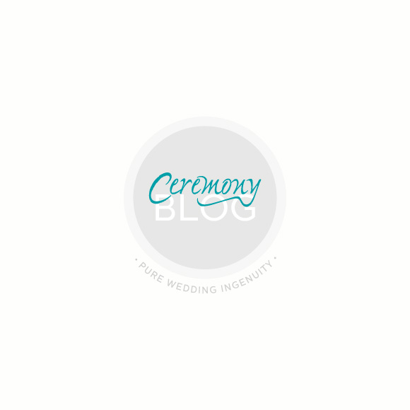 Ceremony Blog Logo Design