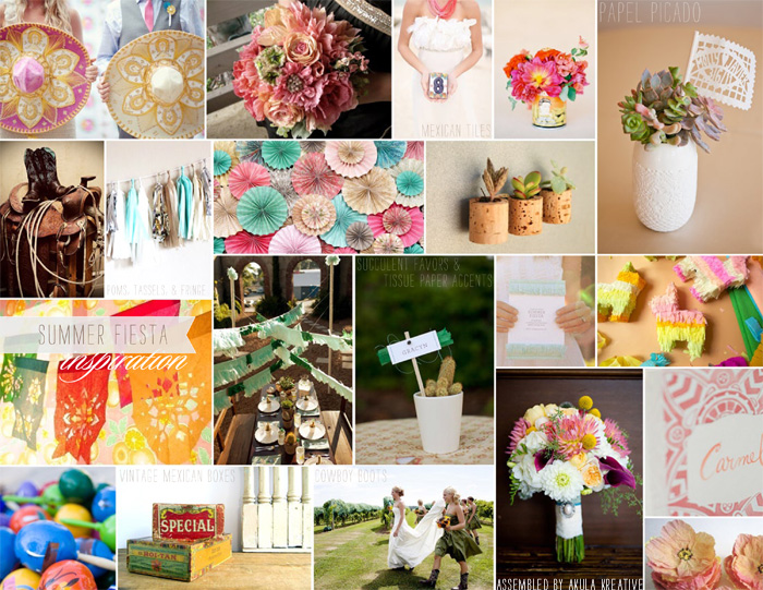 Summer Fiesta | Cinco de Mayo | Wedding Inspiration