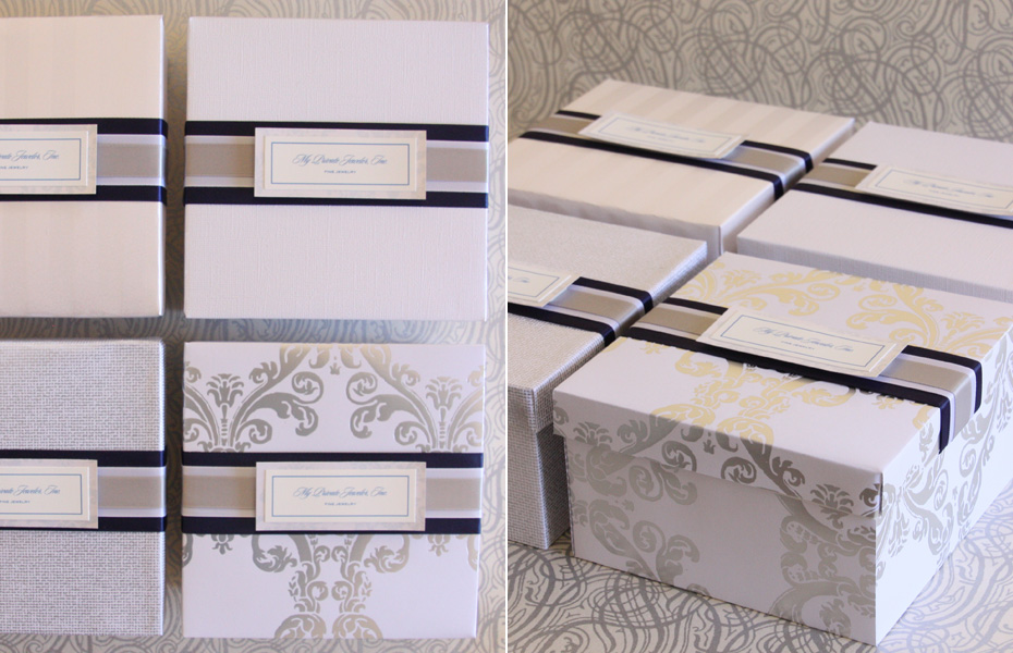 My Private Jeweler | Jewelry Packaging