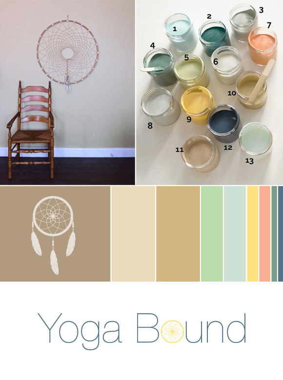 Dreamcatcher Logo Inspiration | Yoga Bound