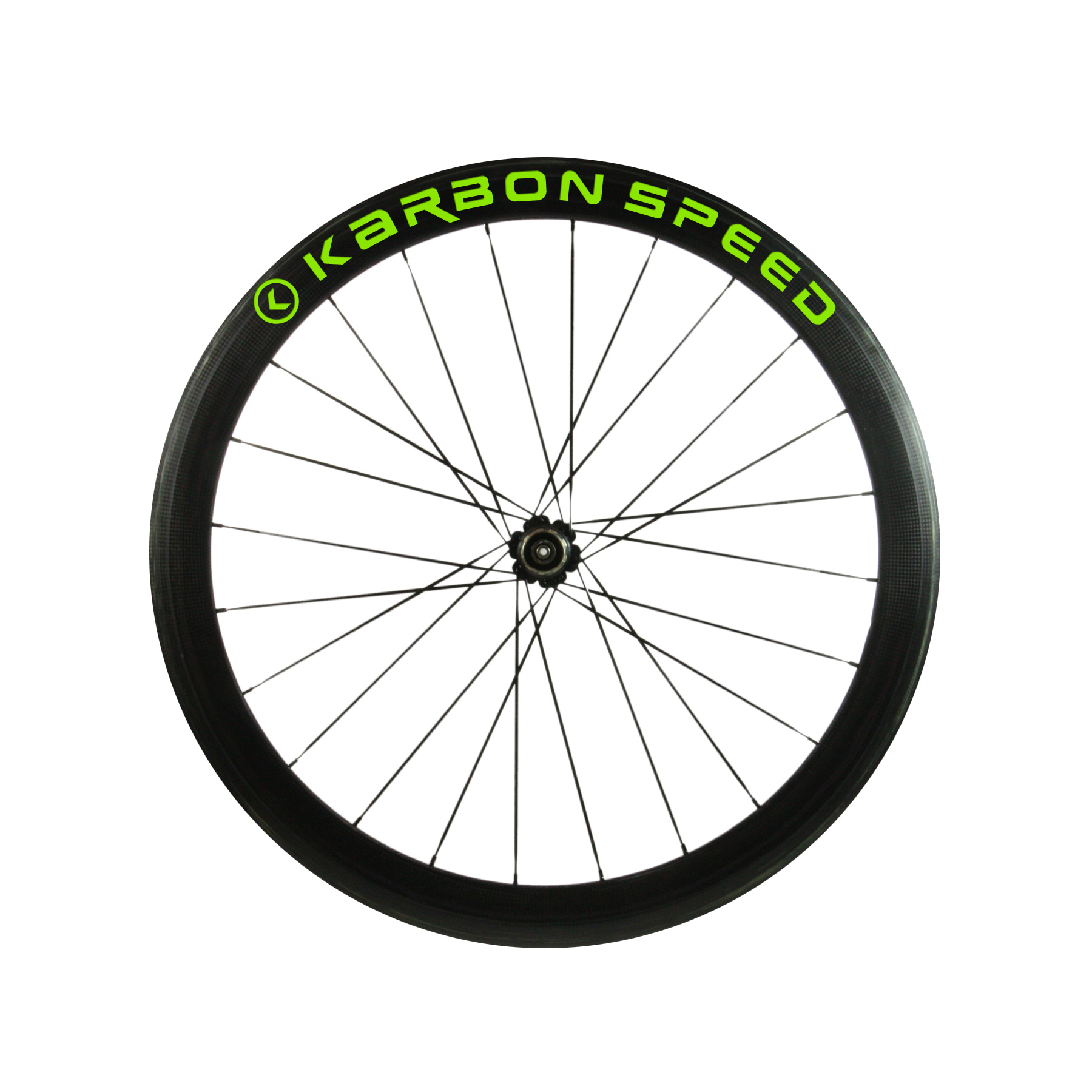 Karbon Speed | Rear Wheel Photo