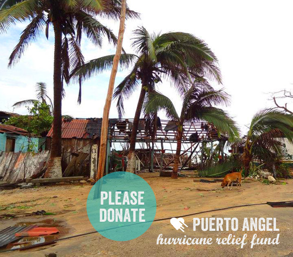 Puerto Angel Hurricane Relief
