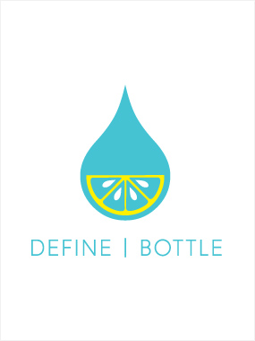 Define Bottle | Custom Logo Design