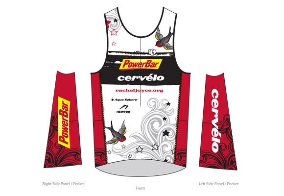 Rachel Joyce Race Kit by Betty Designs