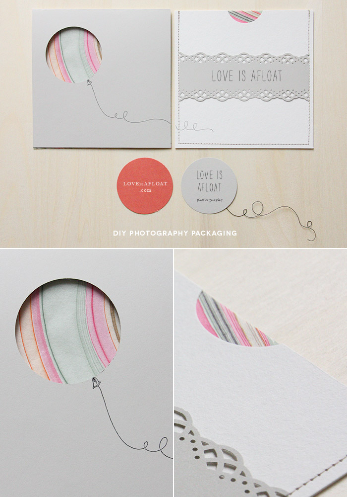 DIY Photography Packaging | Quick Ideas