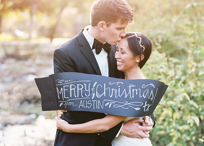 "Styled Christmas Shoot // Akula Kreative // ""Black Tie Texas"" // by Kimberly Chau Photography"