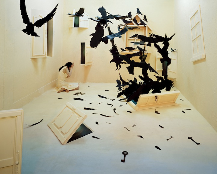 JeeYoung Lee | Black Birds