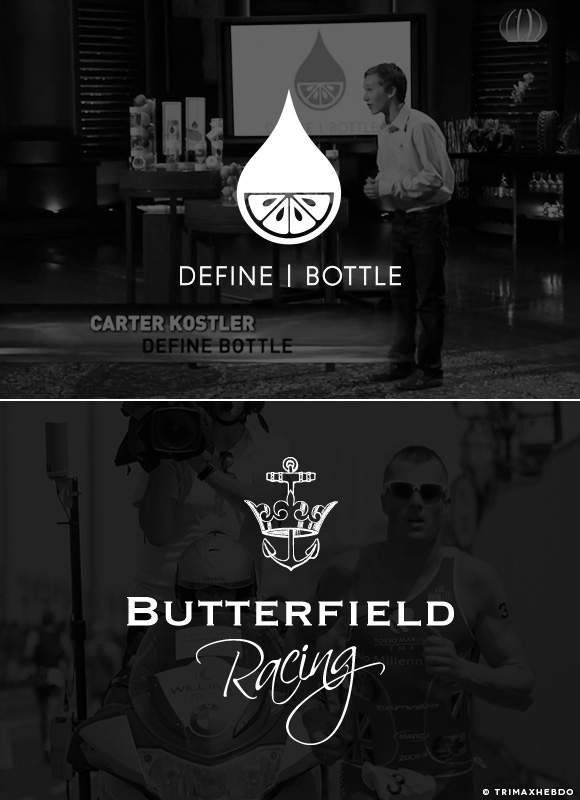 Recent press for our clients | Define Bottle and Butterfield Racing
