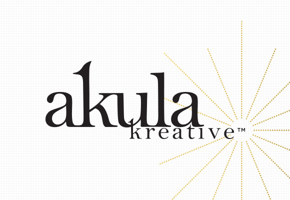 Akula Kreative graphic + web design