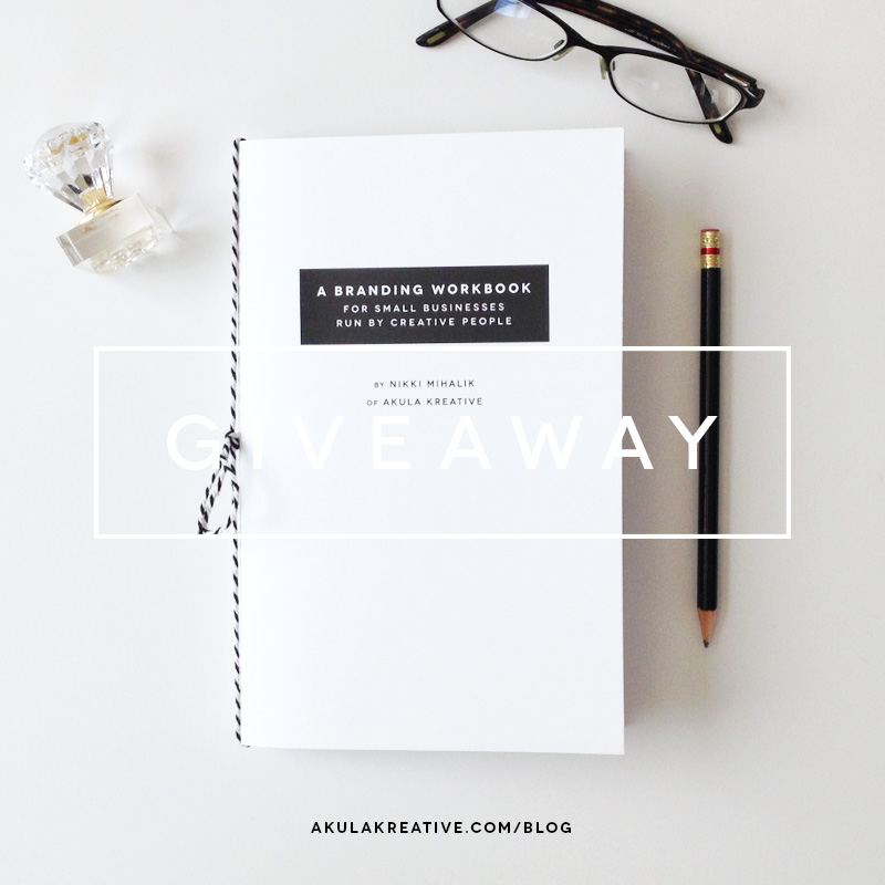 A Branding Workbook for Small Businesses Run by Creative People // Akula Kreative