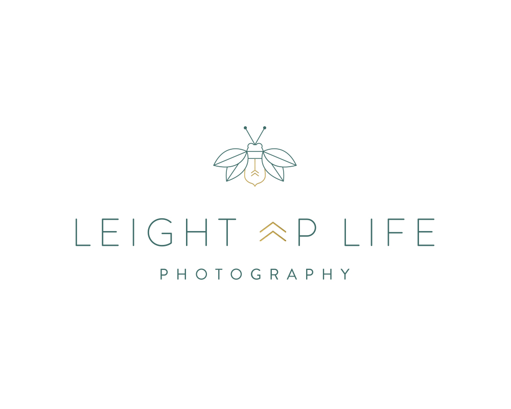 Leight Up Life Photography | Logo Design by Akula Kreative