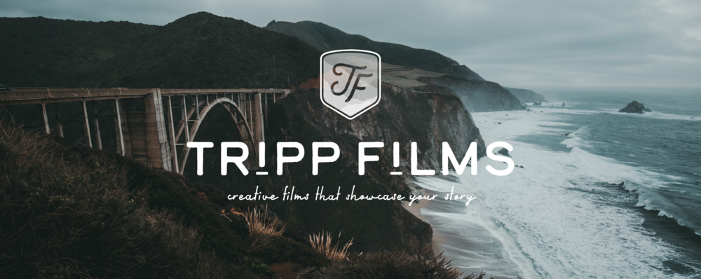 Custom Logo Design for Tripp Films by Akula Kreative | Houston, TX