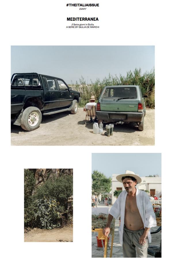 Mediterranea / SoapOpera Fanzine