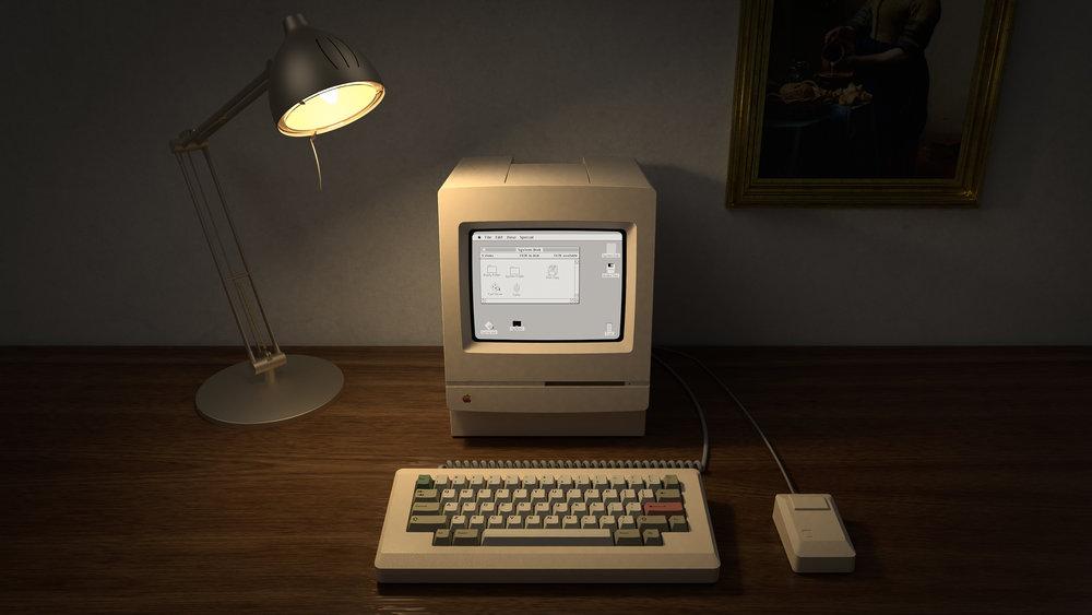 GMK 9009 Apple