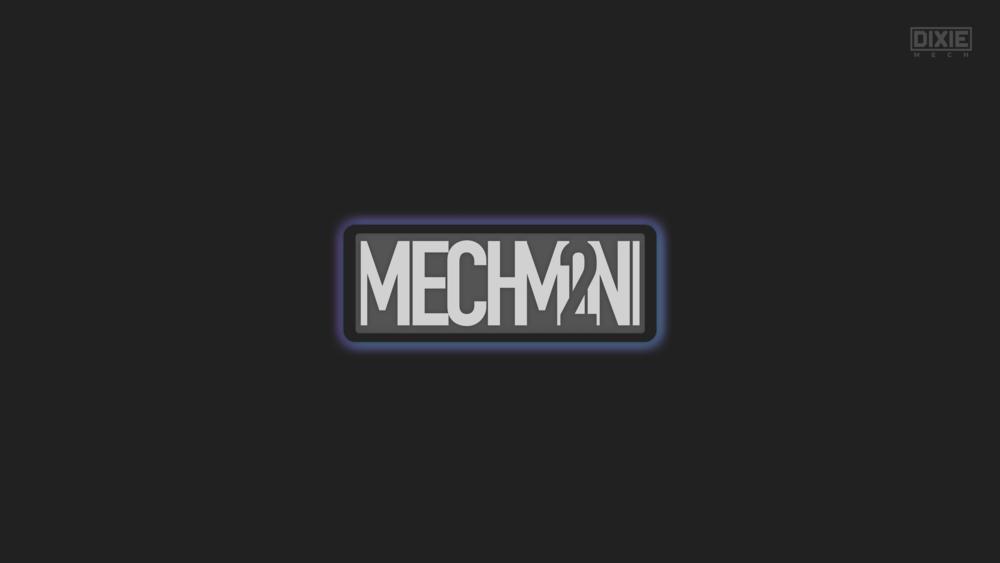 Mech Mini 2 by  Mechkeys.ca