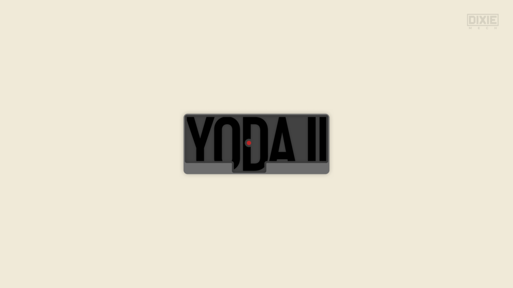 Yoda II by TEX