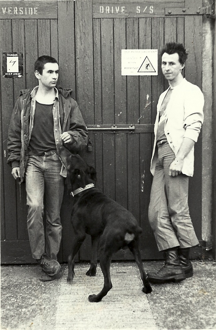 Stano and Maurice (band 'The Threat' 1980).jpg