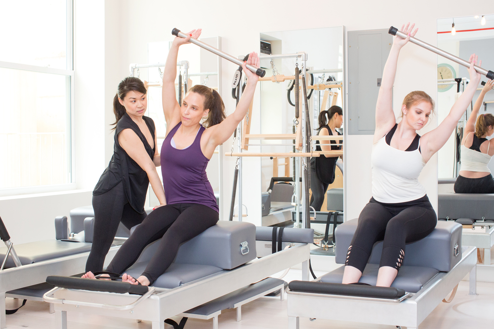 Reformer and GYROKINESIS® Classes.