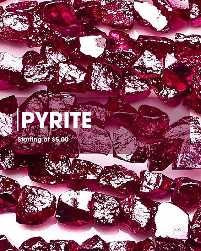 """#Pyrite is an #Earth element that also resonates with Fire #energy, symbolizing the warmth and lasting presence of the sun and the ability to generate wealth by one's own power. It is masculine in nature, a stone of action, vitality and will, and taps into one's abilities and potential, stimulating the #flow of #ideas. + Color: Metallic Pink + Shape: Nugget + Treatment: Coated + Embellishment: Rough + Strand Length: 8"""" + Drill Orientation: Top Drilled ••••••••••••••••••••••••••••••••••••••••••• #victorybeadsinc #gemstones #beads #shop #pretty #pink #crystals #stones"""