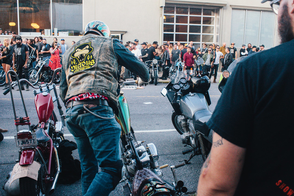 Brooklyn Invitational. Brooklyn New York. September 2014.
