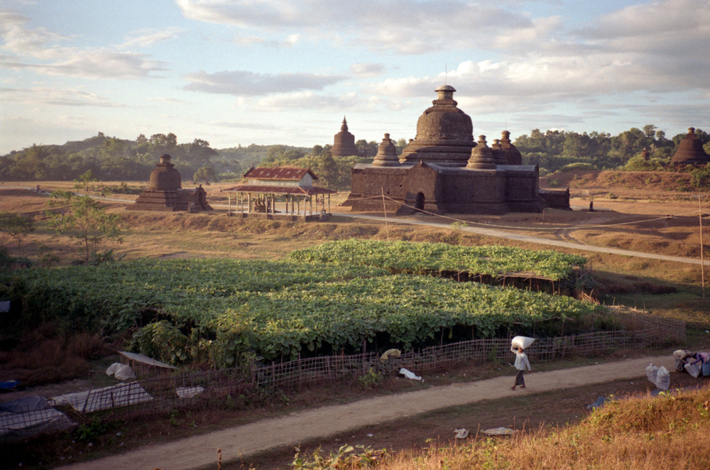 Mrauk U, Rakhine State, Myanmar.