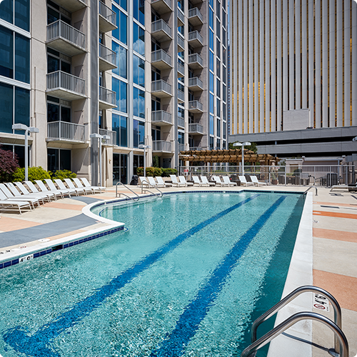 AMENITIES. Luxury High Rise Uptown Charlotte Apartments   Catalyst