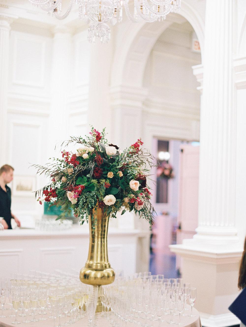 Chicago History Museum Wedding