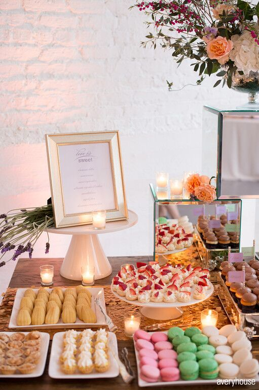 Spring Bridal Shower Party Ideas