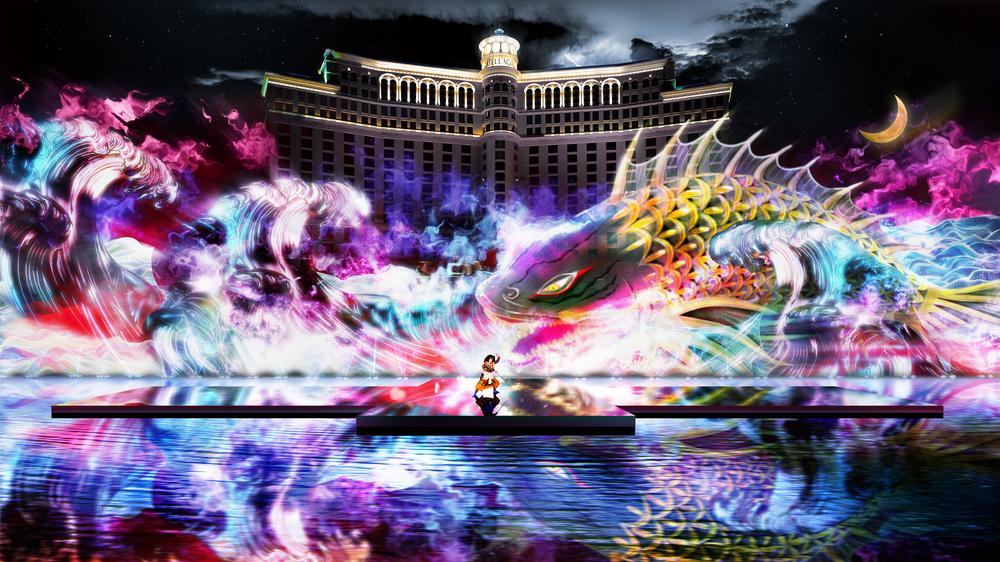 Kabuki Spectacle , Las Vegas, 2015