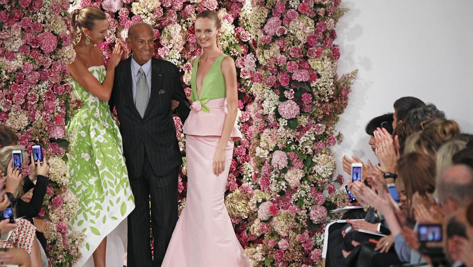 Courtesy of Oscar de la Renta LLC