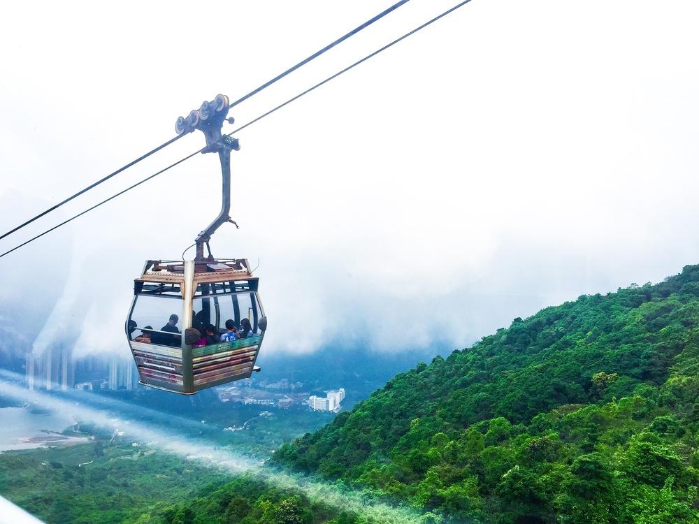 Ngong Ping 360 Views