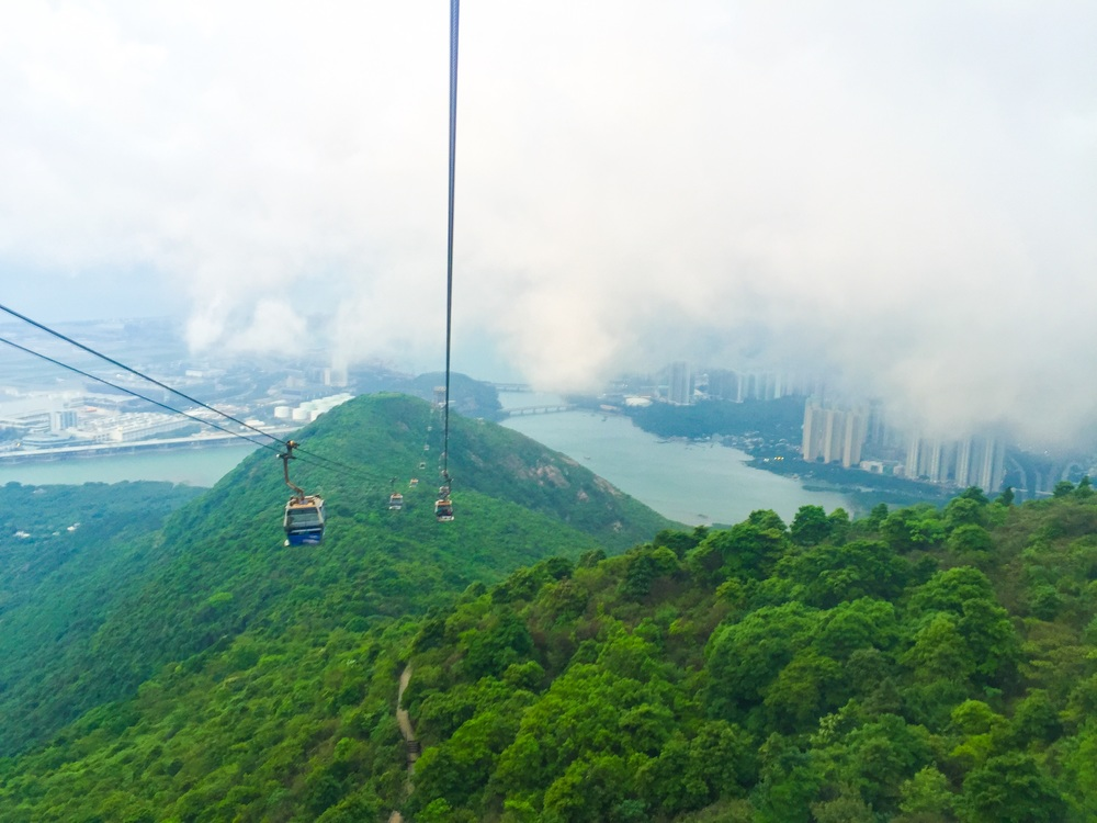 Crystal Cabin Views, Lantau Island