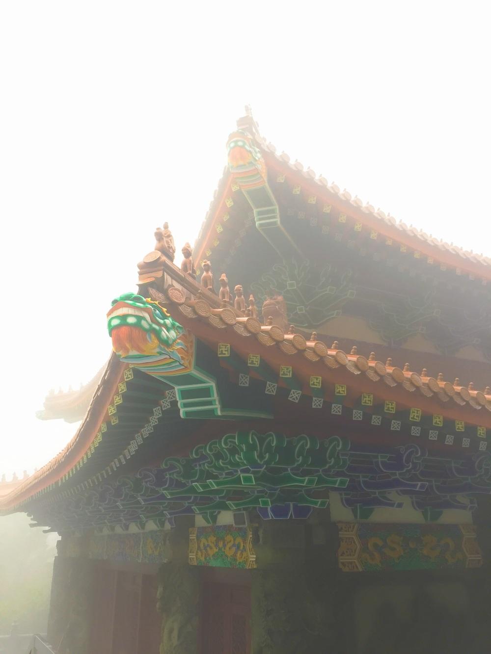 Po Lin Monastery details