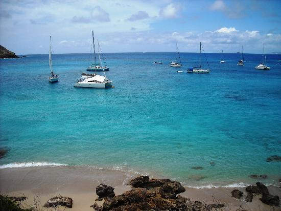 Colombier Beach, Saint Barthelemy
